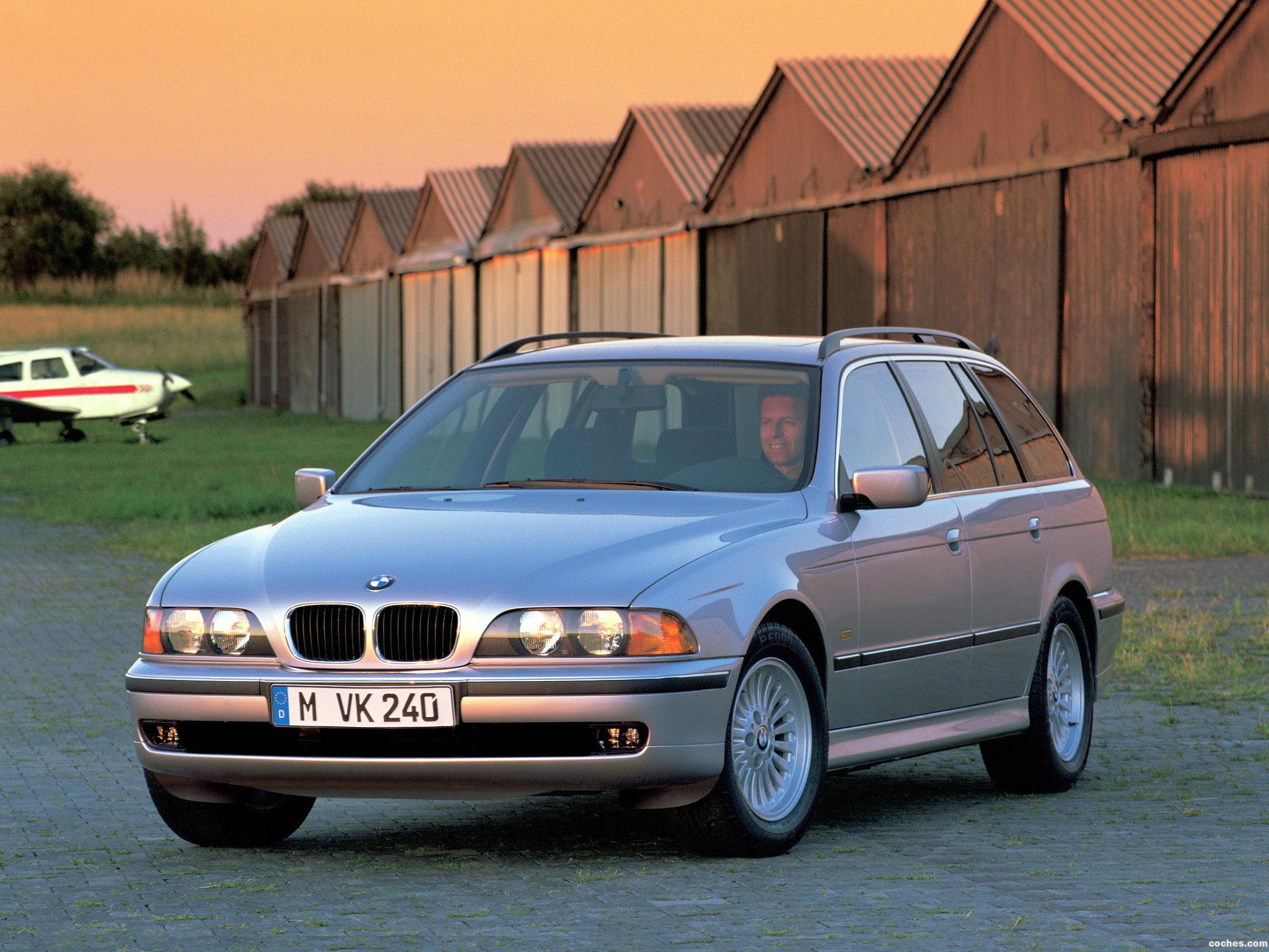 Foto 0 de BMW Serie 5 Touring E39 1997