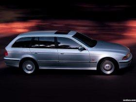 Ver foto 10 de BMW Serie 5 Touring E39 1997