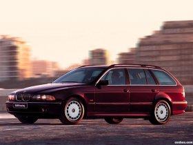 Ver foto 7 de BMW Serie 5 Touring E39 1997
