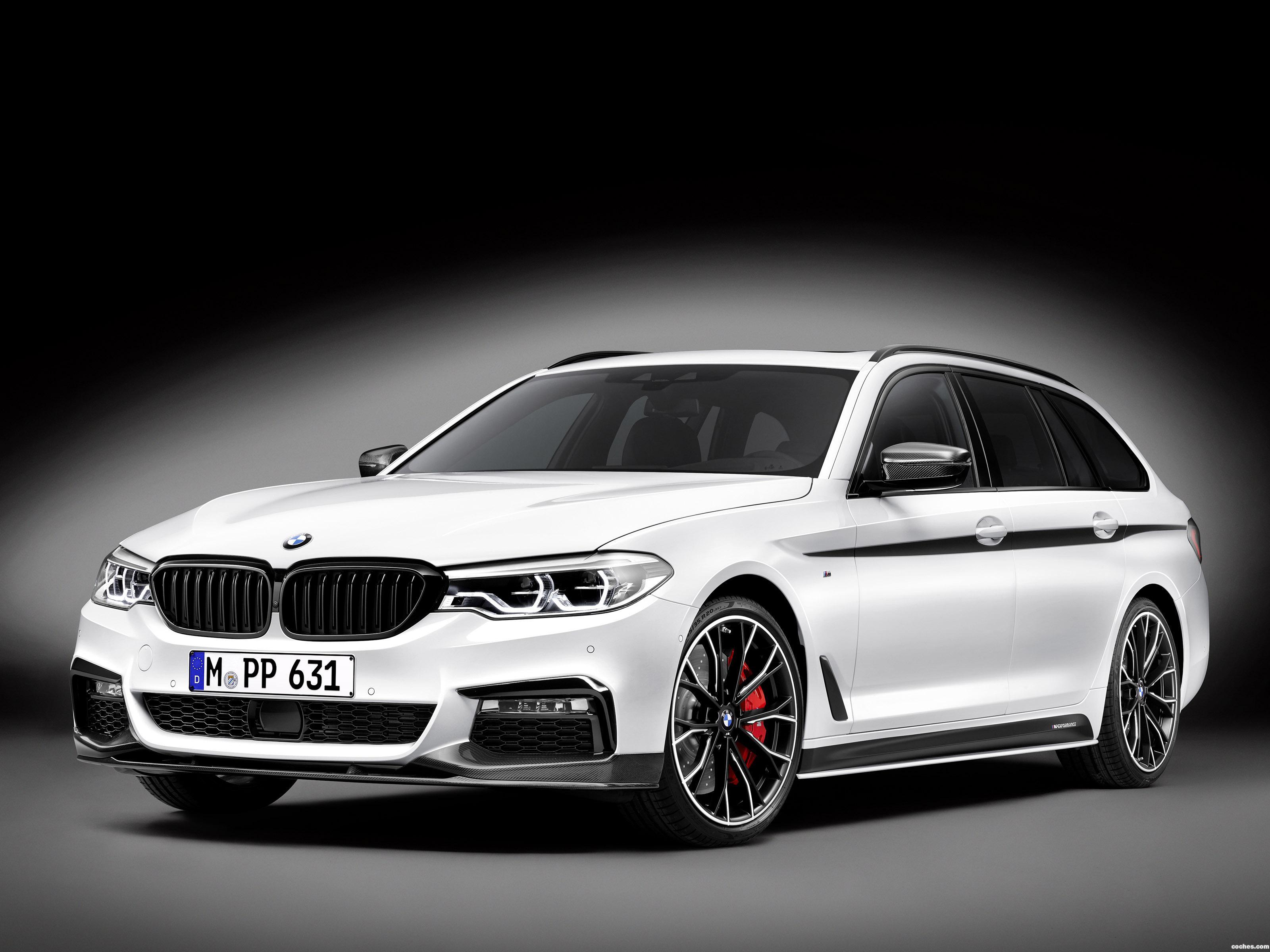 Foto 0 de BMW Serie 5 Touring M Performance Accessories G31 2017