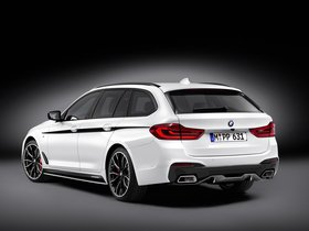 Ver foto 3 de BMW Serie 5 Touring M Performance Accessories G31 2017