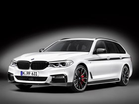 Ver foto 1 de BMW Serie 5 Touring M Performance Accessories G31 2017