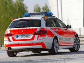 Ver foto 2 de BMW Serie 5 Touring Notarzt F11 2011