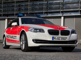 Ver foto 1 de BMW Serie 5 Touring Notarzt F11 2011