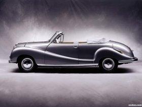 Ver foto 3 de BMW 502 Cabrio 1954