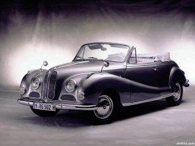 Ver foto 2 de BMW 502 Cabrio 1954