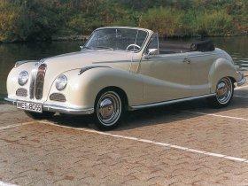 Ver foto 1 de BMW 502 Cabrio 1954