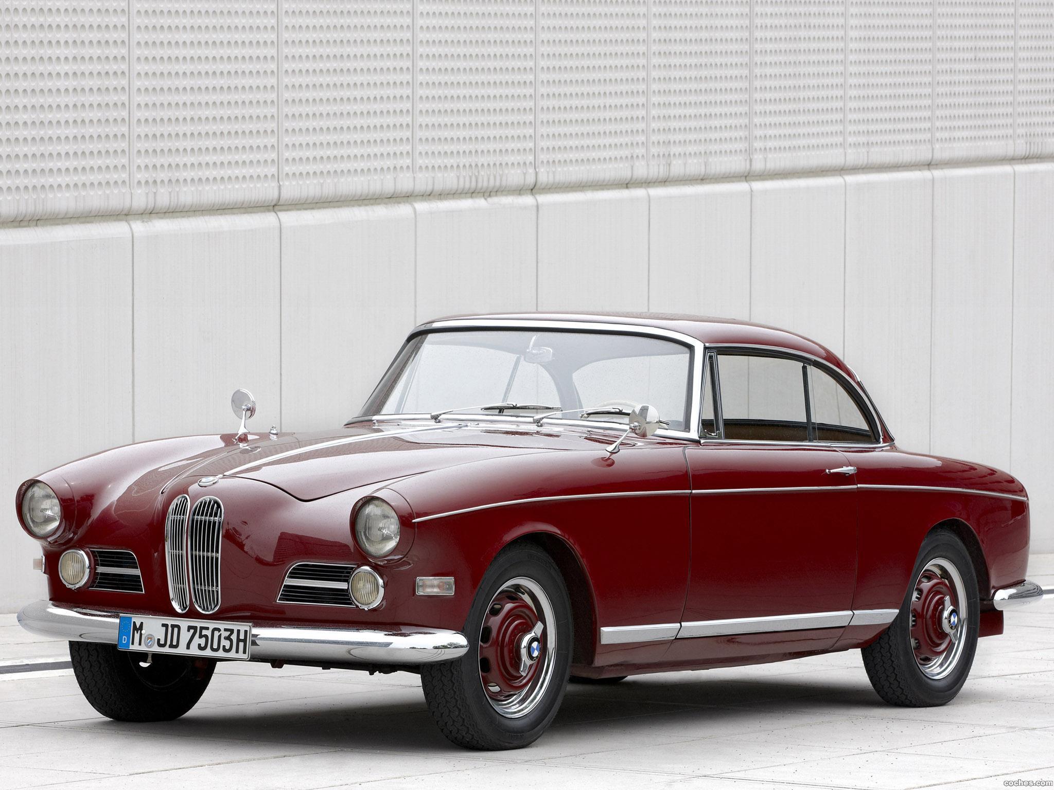 Foto 0 de BMW 503 Coupe 1956