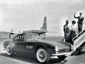 Ver foto 10 de BMW 507 1955