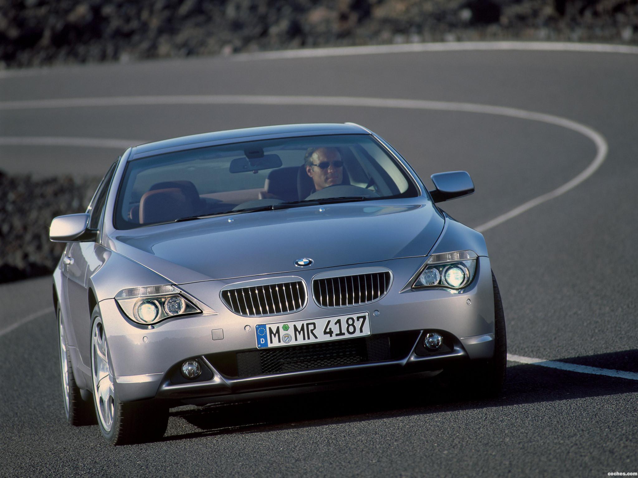 Foto 11 de BMW Serie 6 E63 2003
