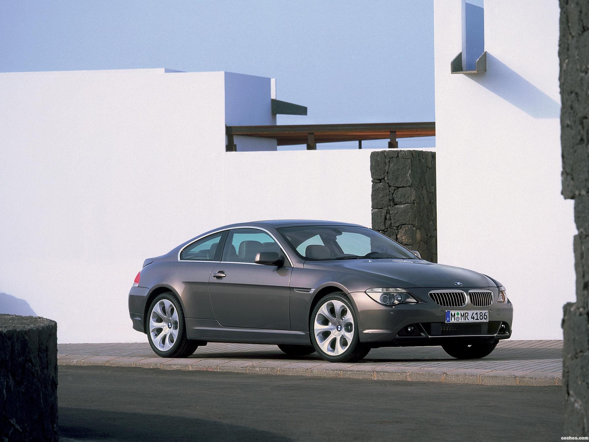 Foto 21 de BMW Serie 6 E63 2003