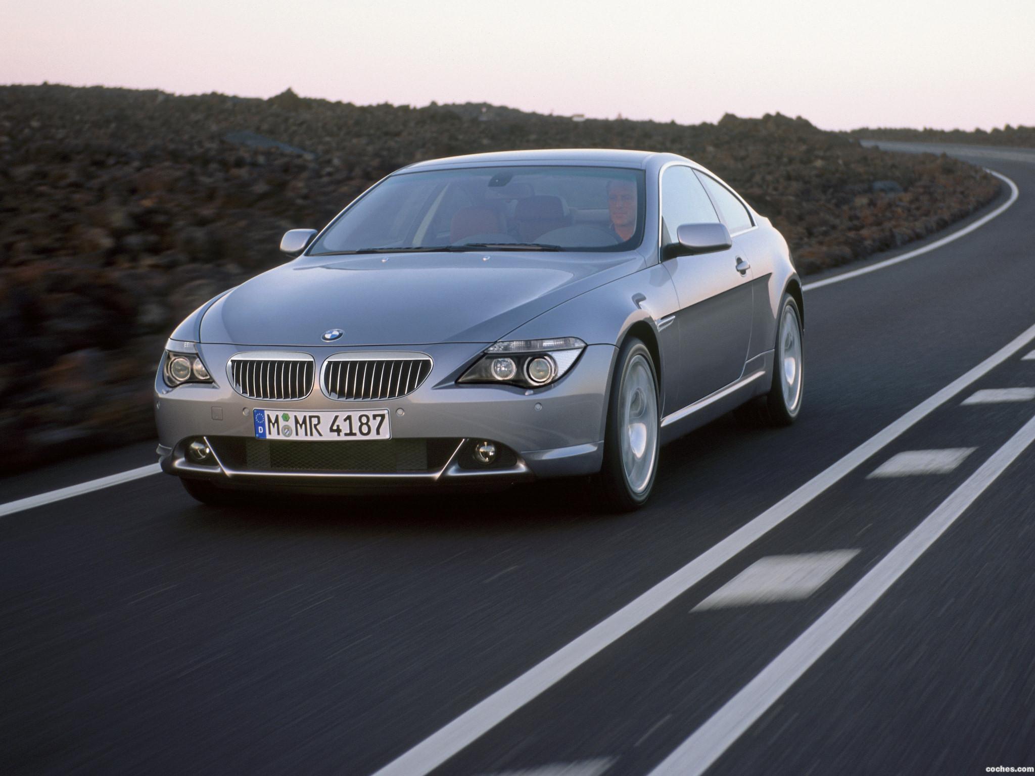 Foto 16 de BMW Serie 6 E63 2003
