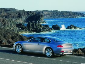 Ver foto 10 de BMW Serie 6 E63 2003