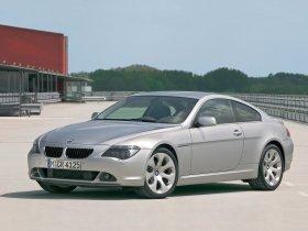 Fotos de BMW Serie 6 E63 2003