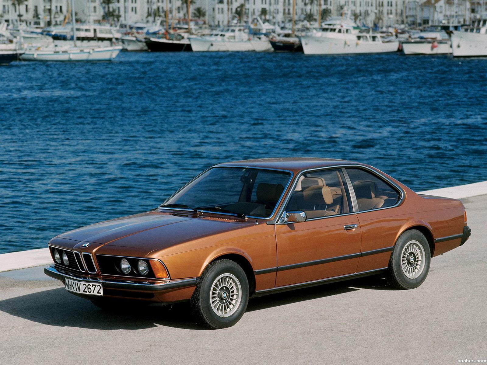 Foto 0 de BMW Serie 6 630cs E24 1976