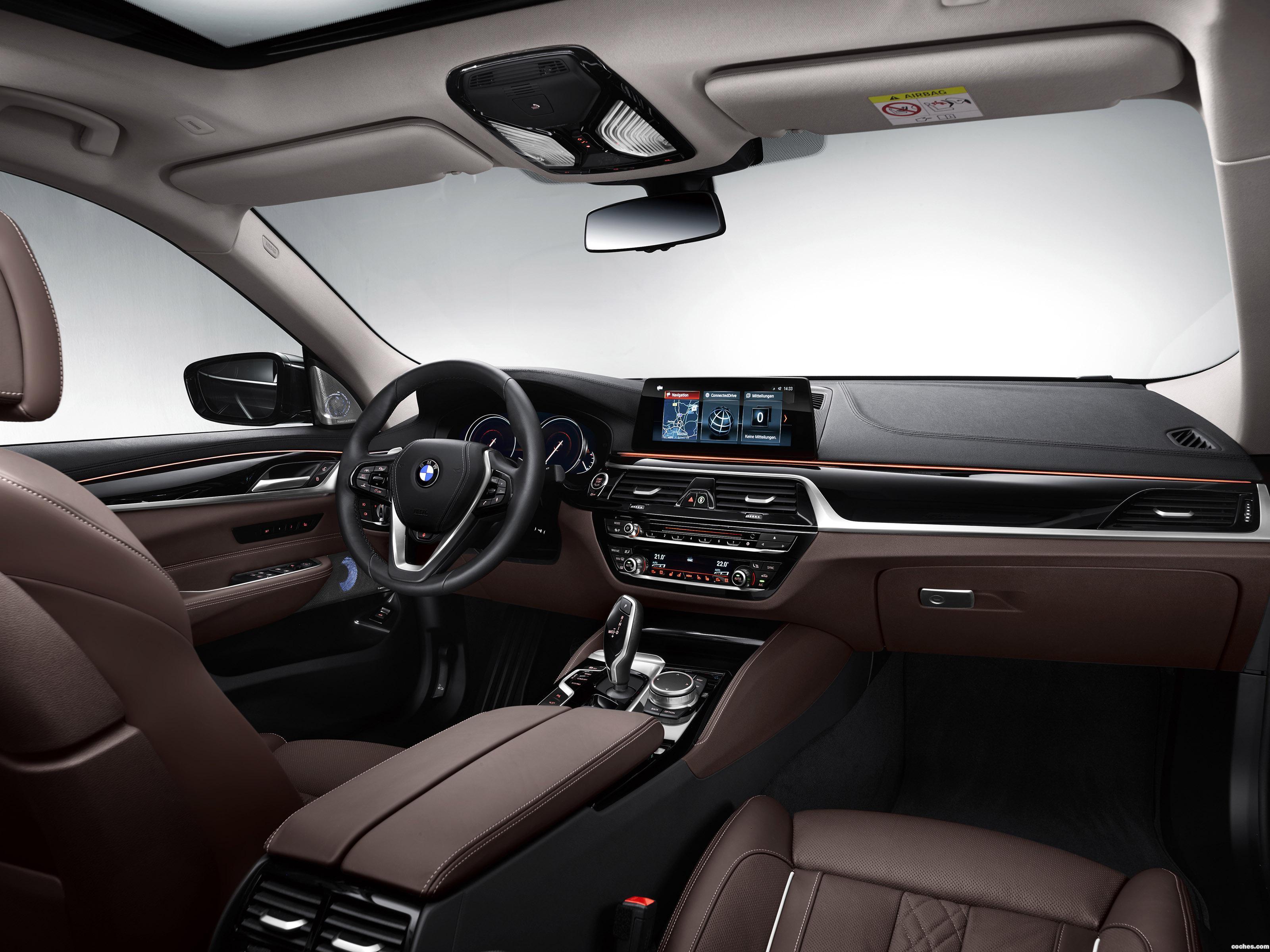 Foto 4 de BMW Serie 6 Gran Turismo 630d xDrive Luxury Line 2017
