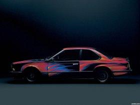 Ver foto 4 de BMW Serie 6 635csi Art Car by Ernst Fuchs E24 1982