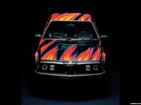 Ver foto 2 de BMW Serie 6 635csi Art Car by Ernst Fuchs E24 1982