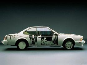 Ver foto 4 de BMW Serie 6 635csi Art Car by Robert Rauschenber E24 1986