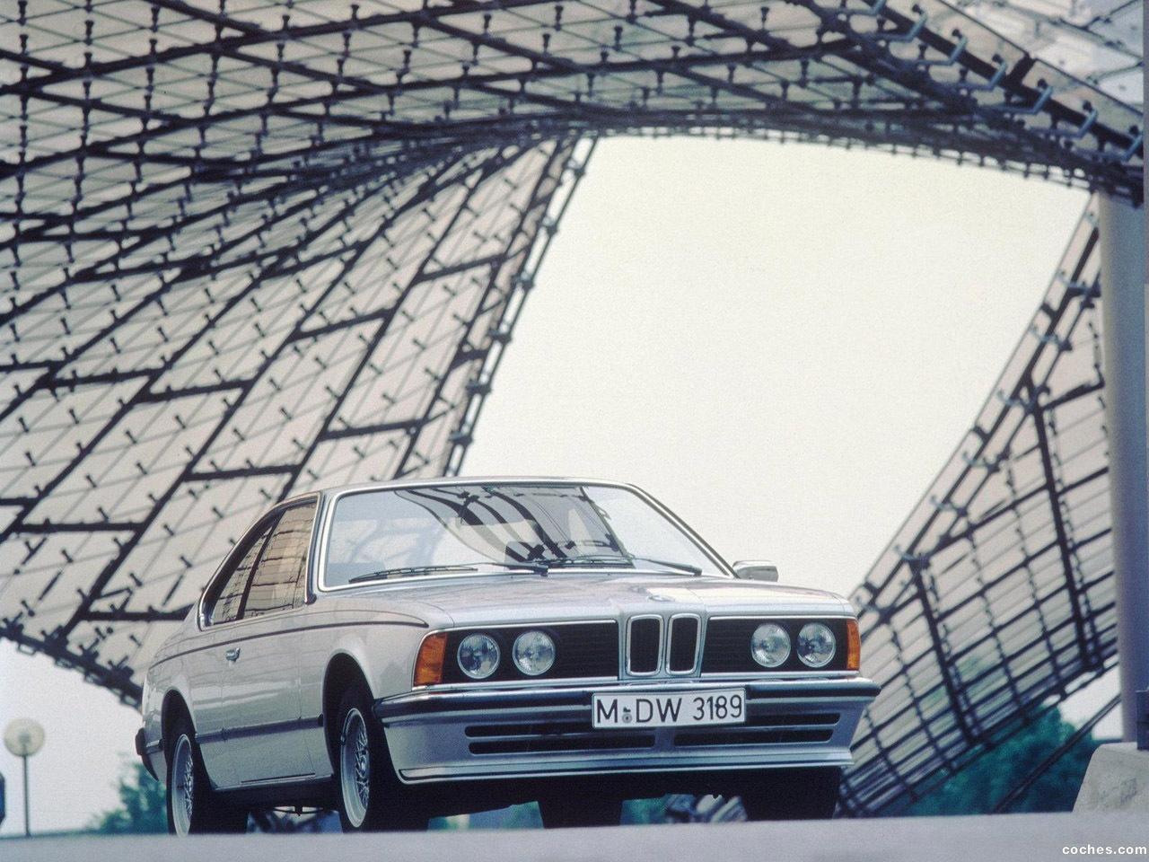 Foto 4 de BMW Serie 6 635csi E24 1978