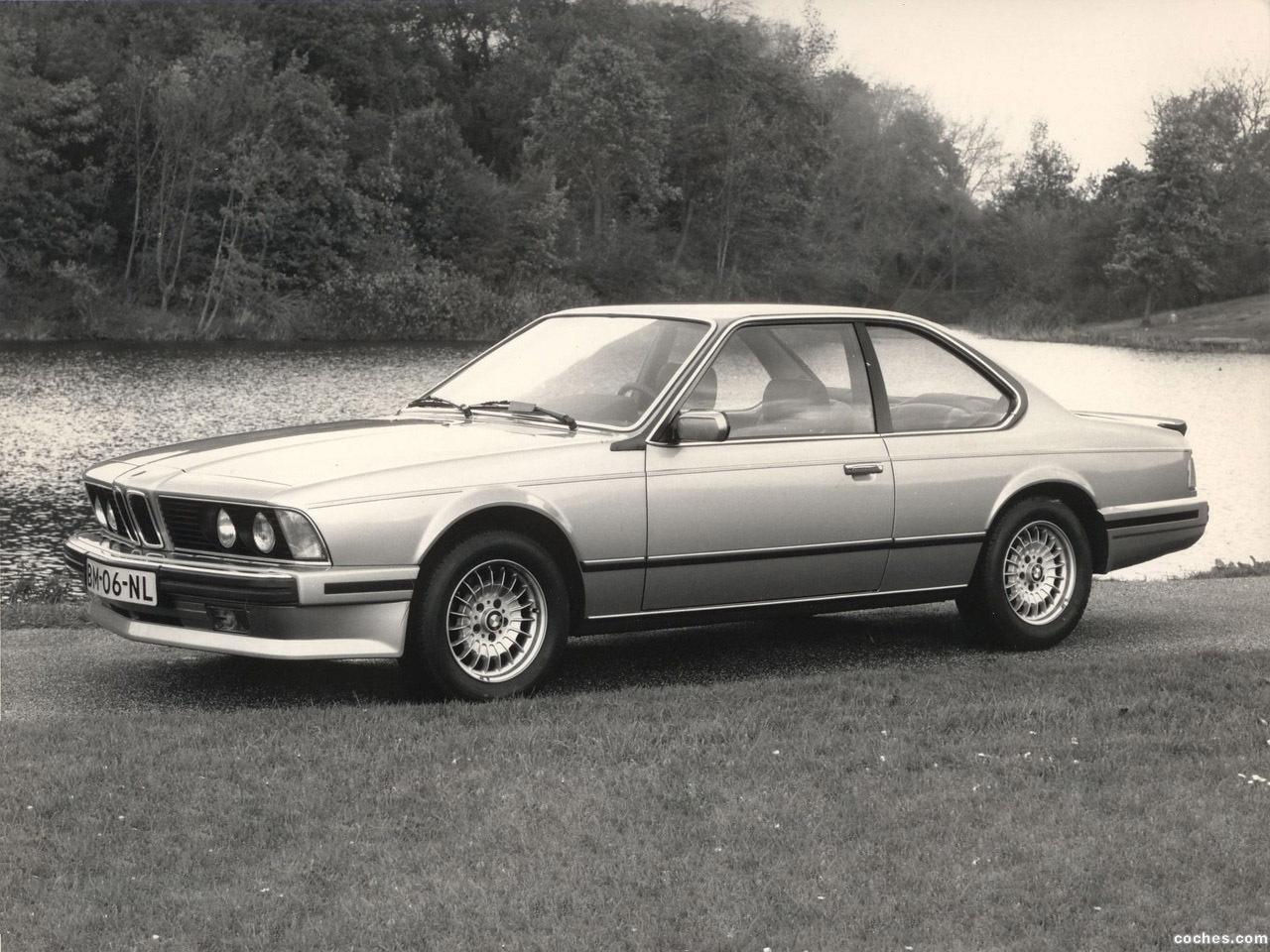 Foto 2 de BMW Serie 6 635csi E24 1987