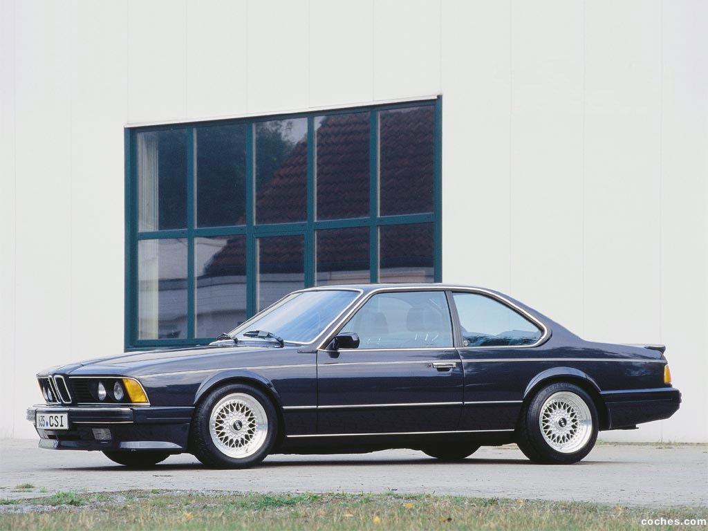 Foto 1 de BMW Serie 6 635csi E24 1987