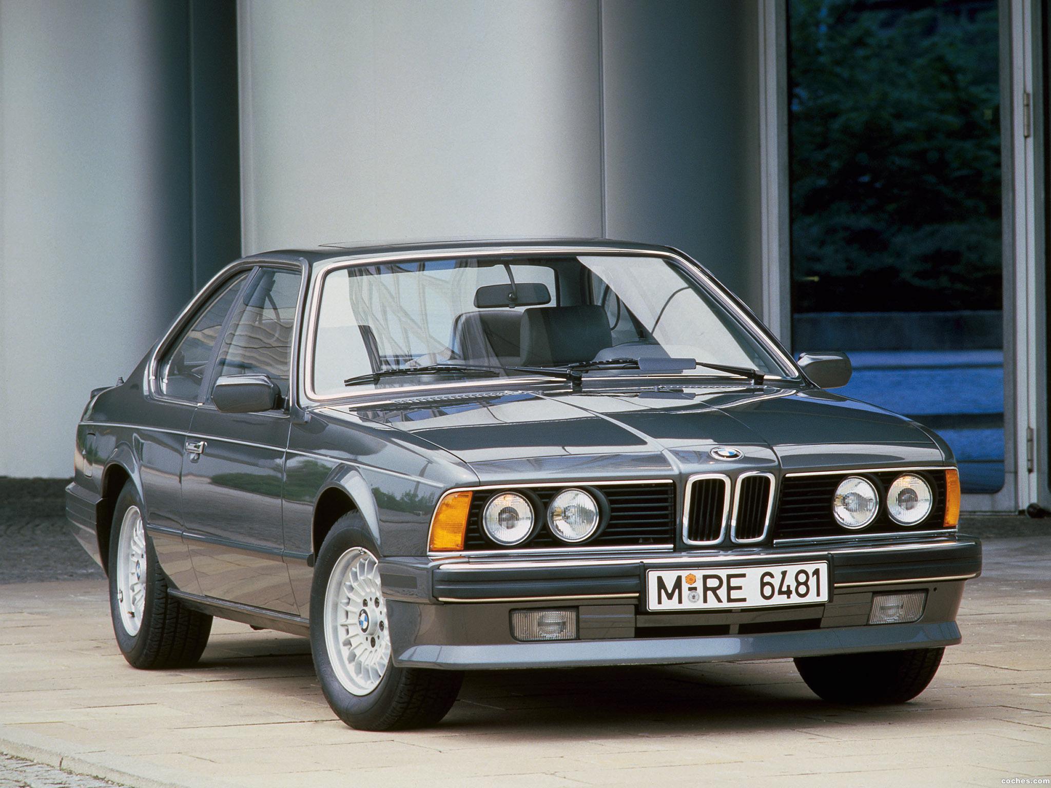 Foto 0 de BMW Serie 6 635csi E24 1987