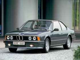 Ver foto 4 de BMW Serie 6 635csi E24 1987