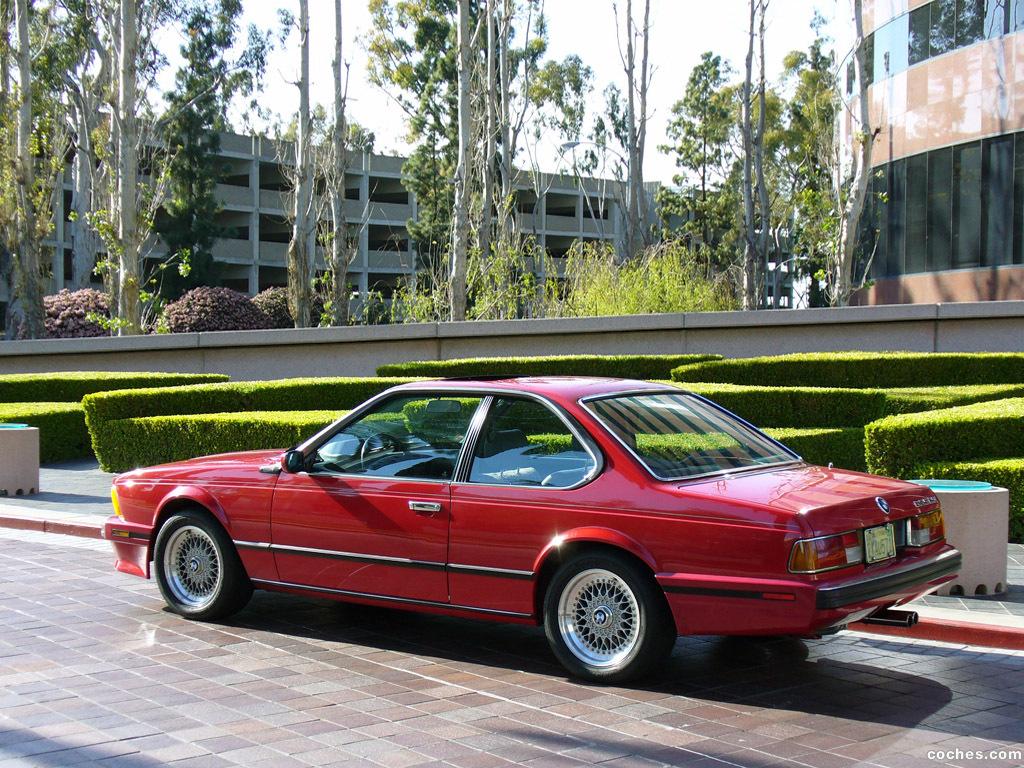 Foto 3 de BMW Serie 6 635csi USA E24 1976