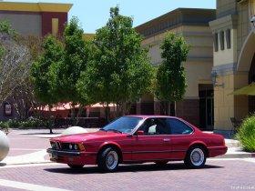 Ver foto 5 de BMW Serie 6 635csi USA E24 1976