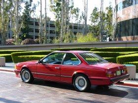 Ver foto 4 de BMW Serie 6 635csi USA E24 1976