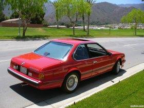 Ver foto 3 de BMW Serie 6 635csi USA E24 1976