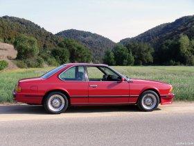 Ver foto 2 de BMW Serie 6 635csi USA E24 1976