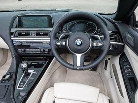 Ver foto 13 de BMW Serie 6 640d Cabrio M Sport F12 UK 2015