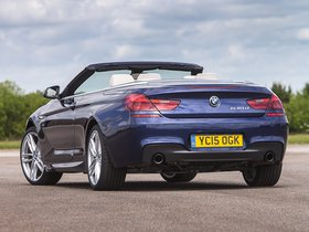 Ver foto 4 de BMW Serie 6 640d Cabrio M Sport F12 UK 2015