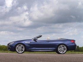 Ver foto 3 de BMW Serie 6 640d Cabrio M Sport F12 UK 2015