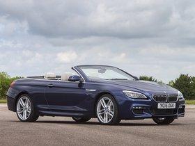 Ver foto 1 de BMW Serie 6 640d Cabrio M Sport F12 UK 2015