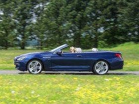 Ver foto 8 de BMW Serie 6 640d Cabrio M Sport F12 UK 2015