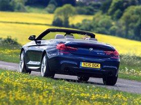 Ver foto 7 de BMW Serie 6 640d Cabrio M Sport F12 UK 2015