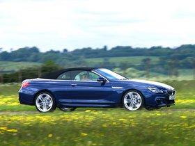 Ver foto 6 de BMW Serie 6 640d Cabrio M Sport F12 UK 2015