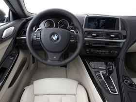Ver foto 7 de BMW Serie 6 640d Coupe M Sport Package F12 2011