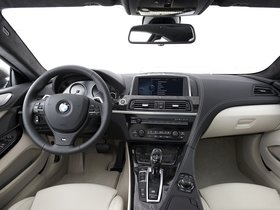 Ver foto 6 de BMW Serie 6 640d Coupe M Sport Package F12 2011