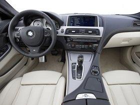 Ver foto 5 de BMW Serie 6 640d Coupe M Sport Package F12 2011