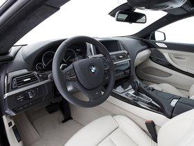 Ver foto 4 de BMW Serie 6 640d Coupe M Sport Package F12 2011