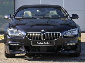 Ver foto 3 de BMW Serie 6 640d Coupe M Sport Package F12 2011