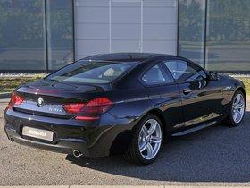 Ver foto 2 de BMW Serie 6 640d Coupe M Sport Package F12 2011