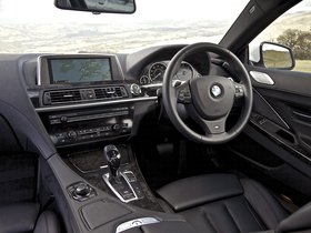 Ver foto 24 de BMW Serie 6 640d Coupe M Sport Package F12 UK 2011
