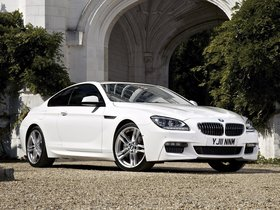 Ver foto 15 de BMW Serie 6 640d Coupe M Sport Package F12 UK 2011