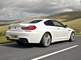 Ver foto 14 de BMW Serie 6 640d Coupe M Sport Package F12 UK 2011