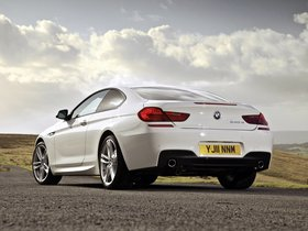 Ver foto 13 de BMW Serie 6 640d Coupe M Sport Package F12 UK 2011